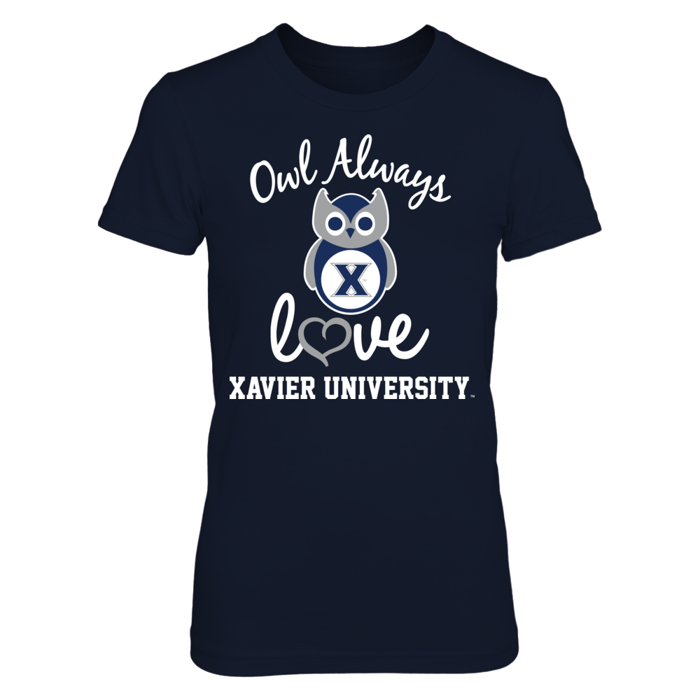 Xavier Musketeers - Owl Always Love Front picture