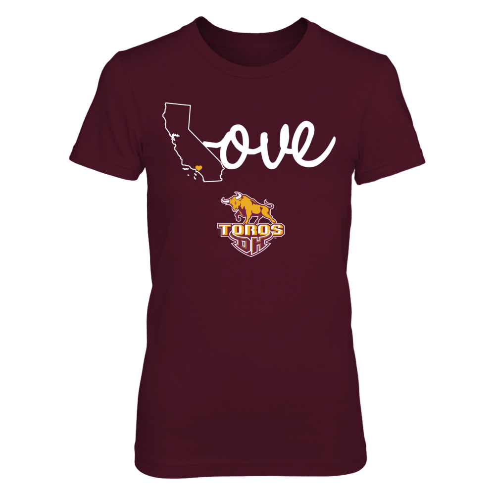 Cal State Dominguez Hills Toros - State Love Front picture