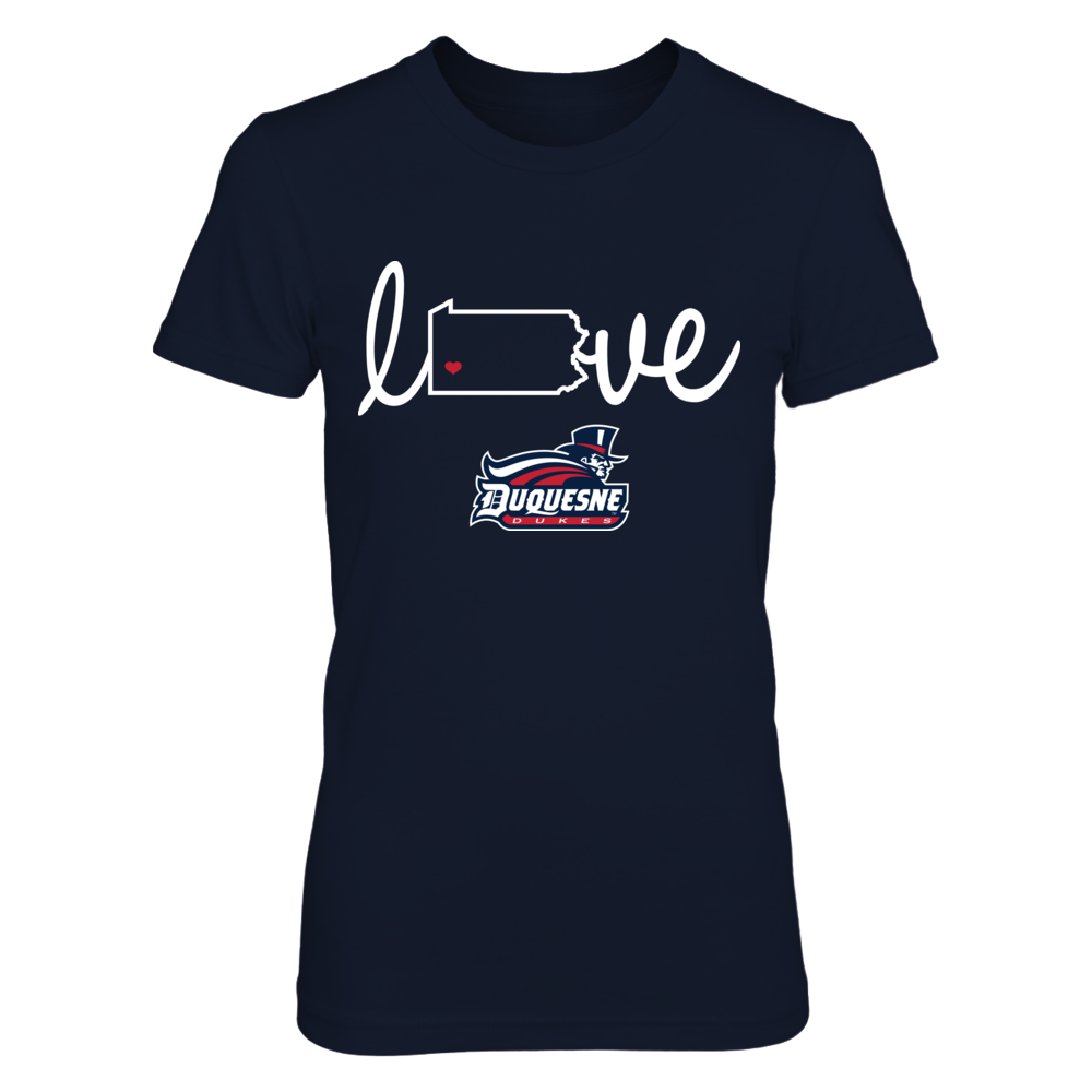 Duquesne Dukes - State Love Front picture