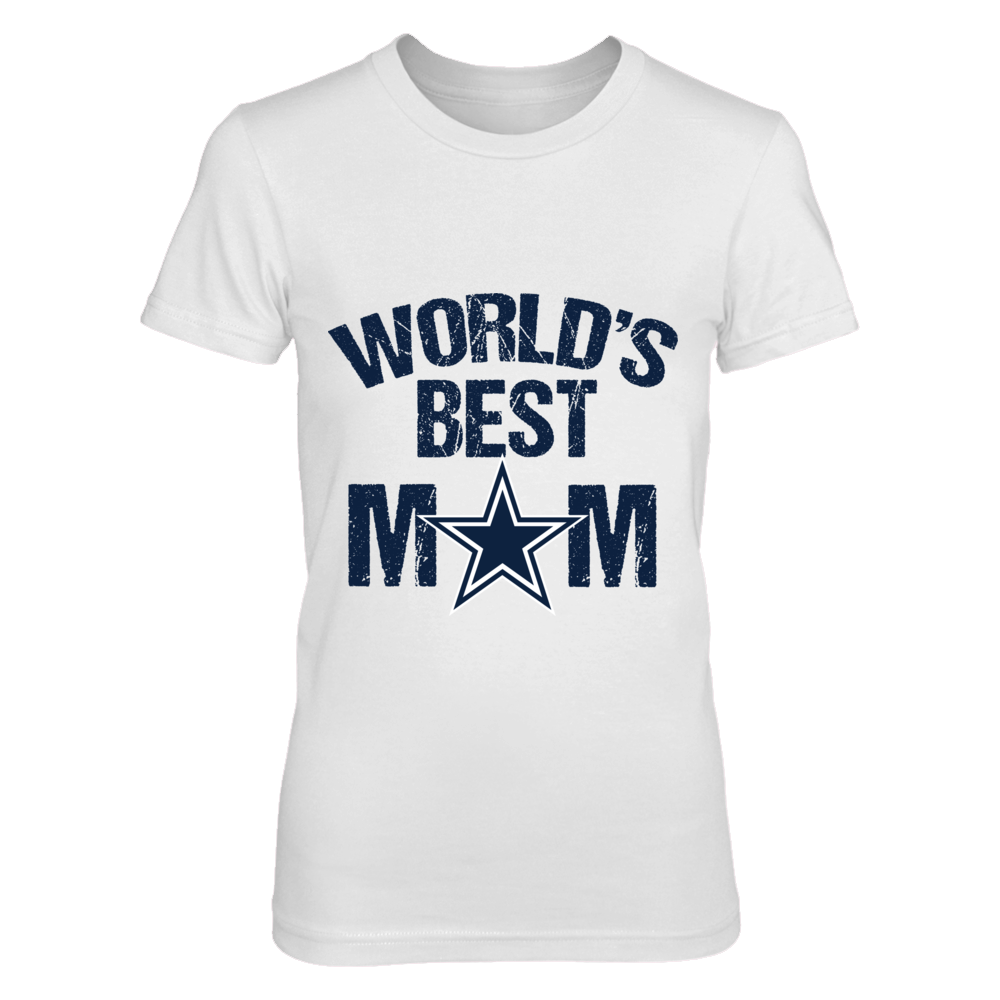 Dallas Cowboys World's Best Mom Front picture