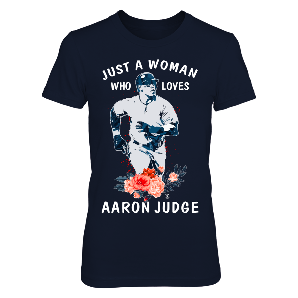 Aaron Judge - Just A Woman Who Loves Aaron Front picture