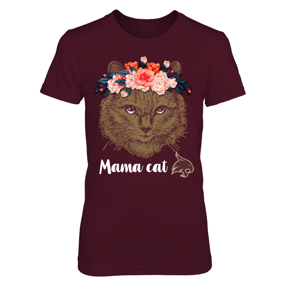 Texas State Bobcats - Mama Cat Front picture