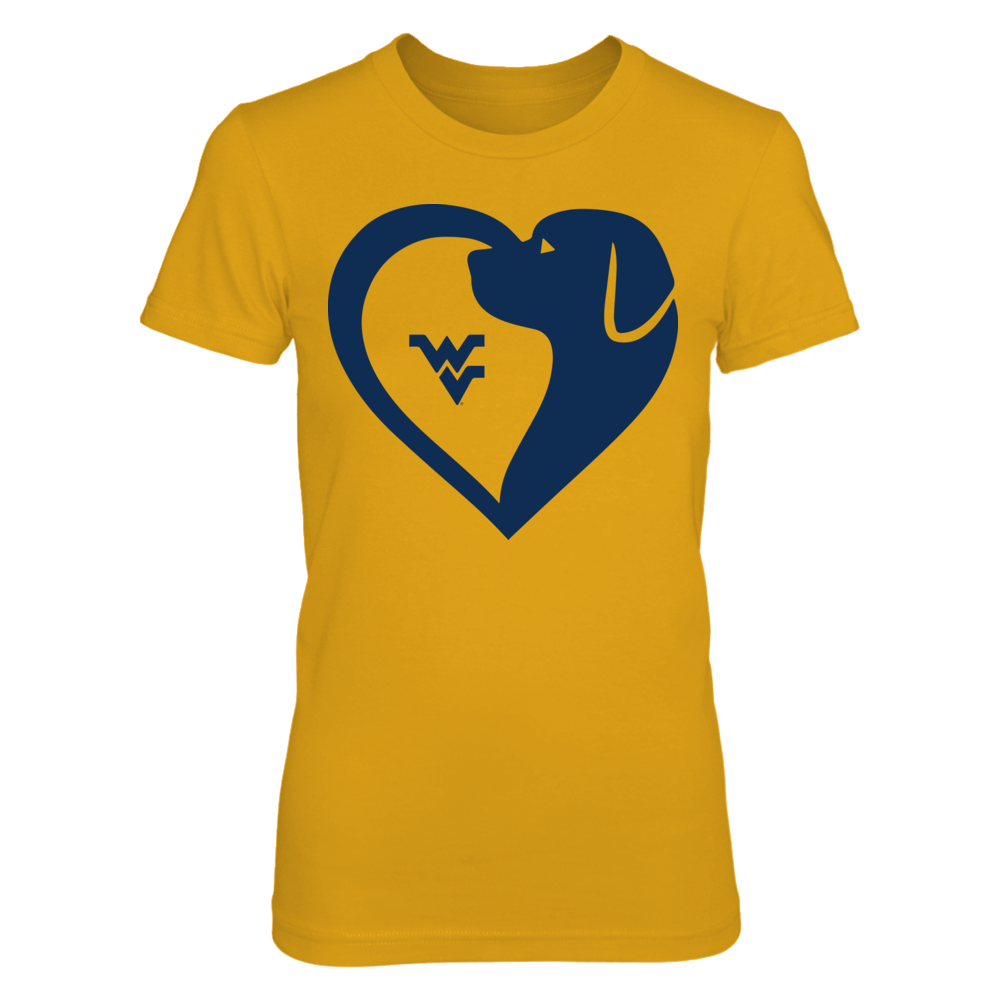 West Virginia Mountaineers - This Is All I Need - Gold shirt - IF-IC17-DS37 Front picture