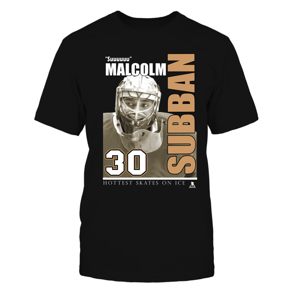 Malcolm Subban No 30  - Suuuuuban Front picture