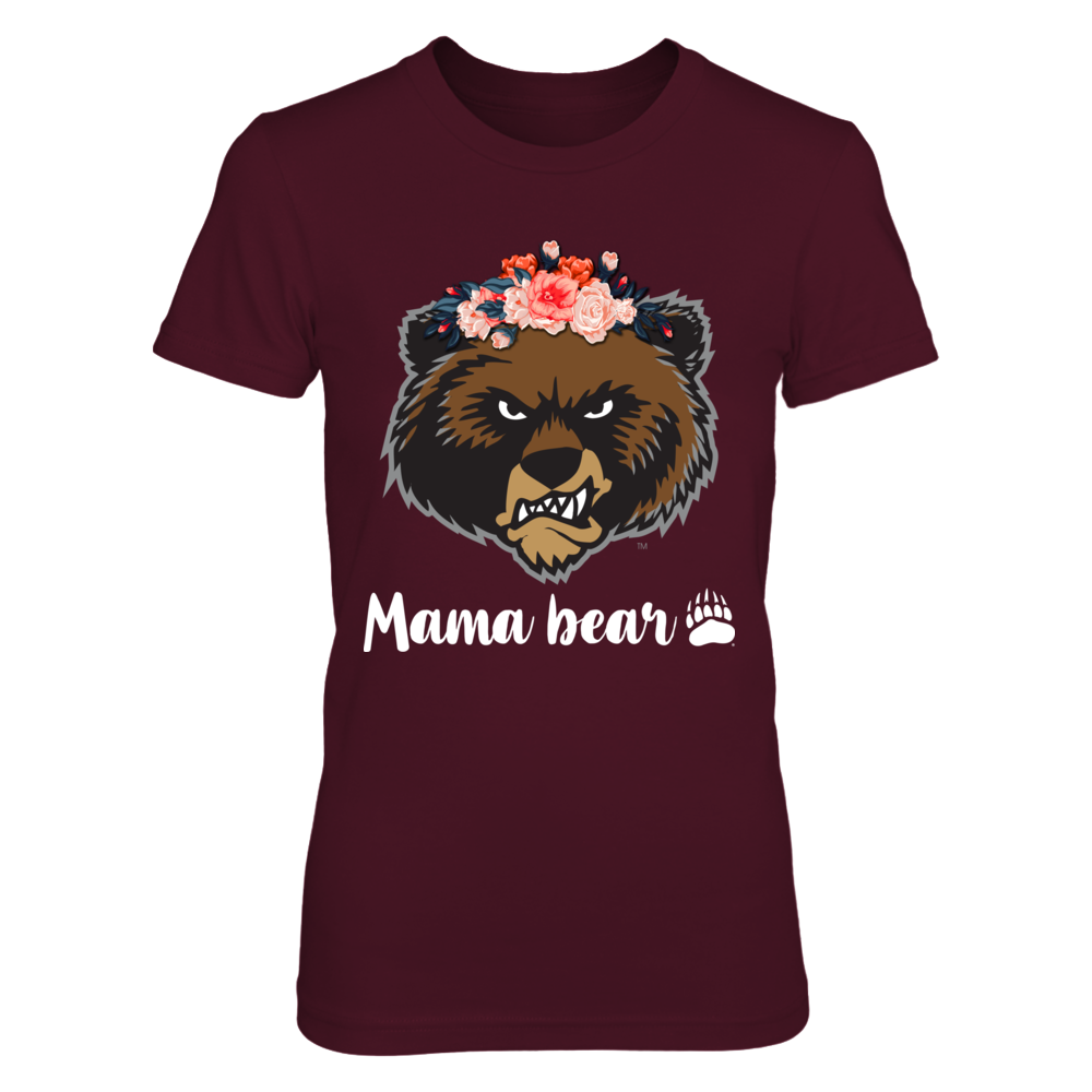 Montana Grizzlies - Floral Mama Bear Front picture