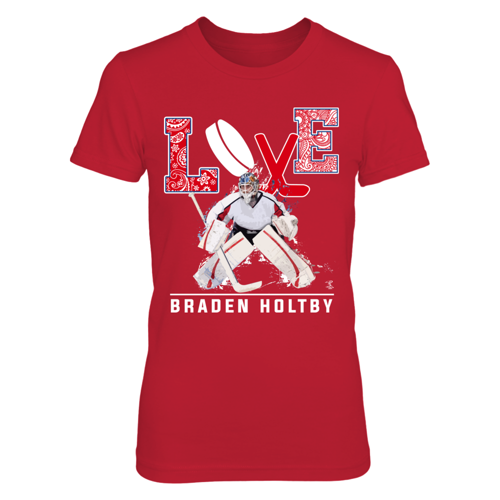 Braden Holtby - Love My Player Front picture