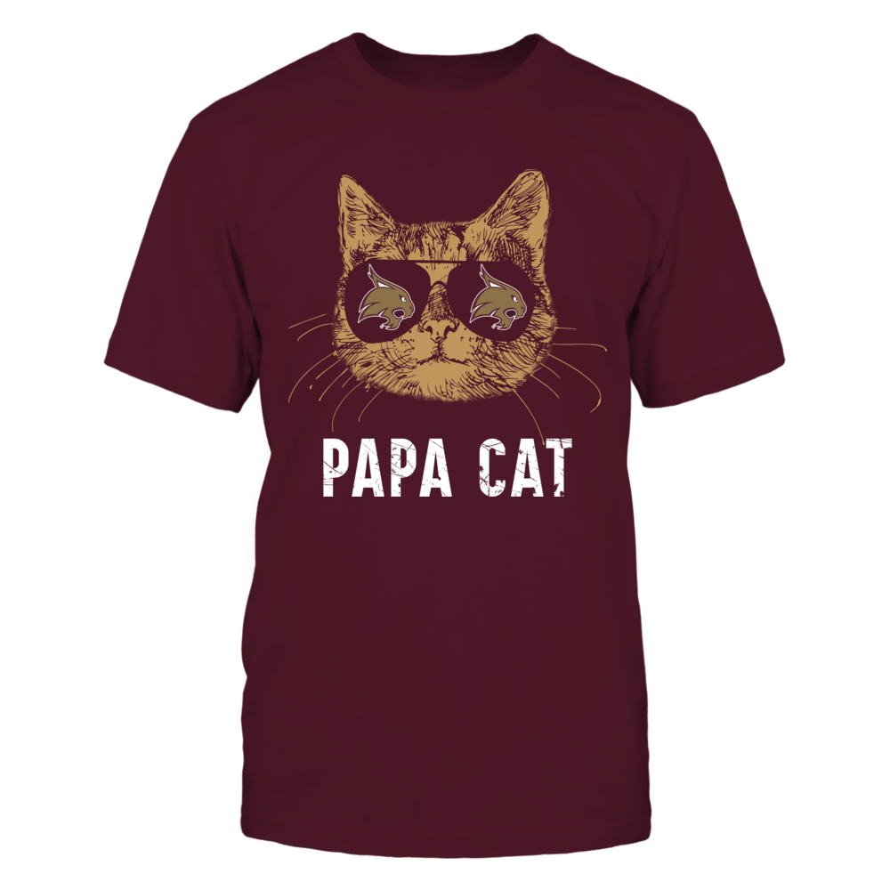 Texas State Bobcats - Papa Cat Front picture