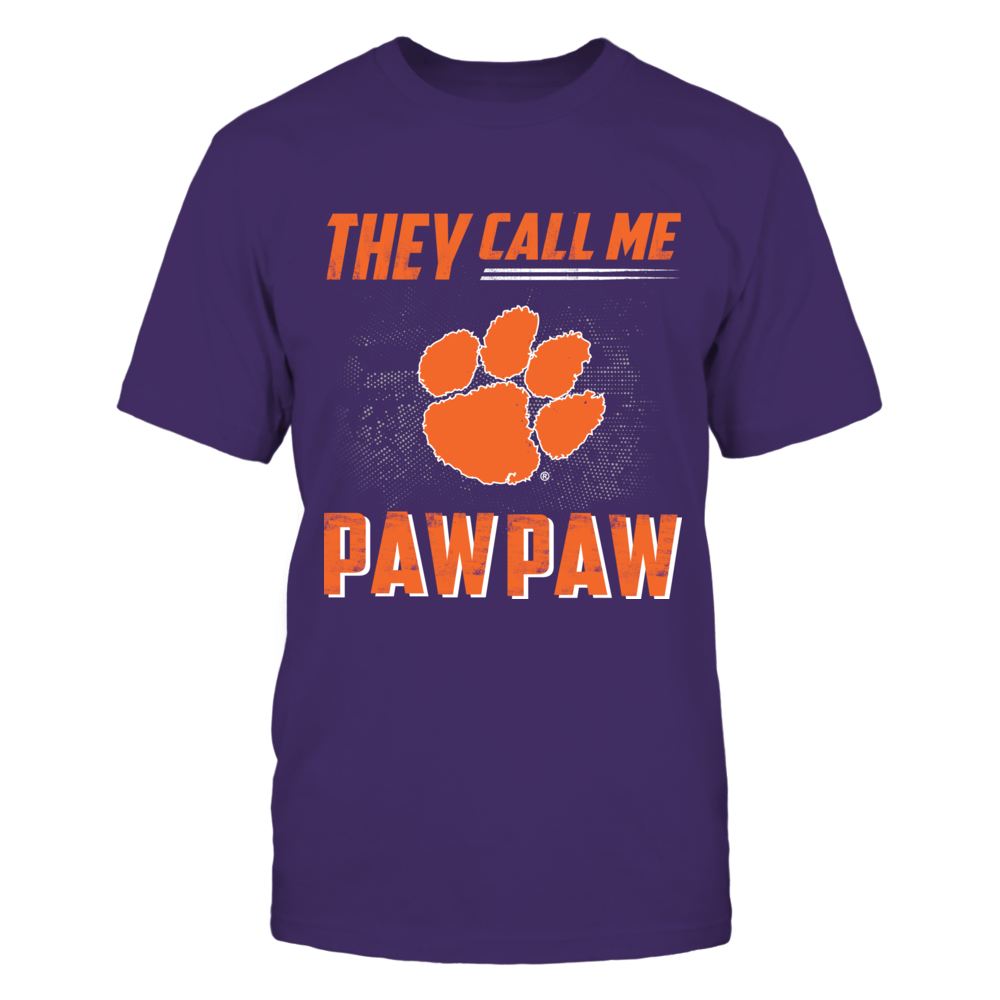 Clemson Tigers - They Call Me Front picture