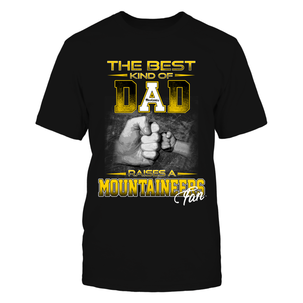 Appalachian State Mountaineers - The Best Kind Of Dad Front picture