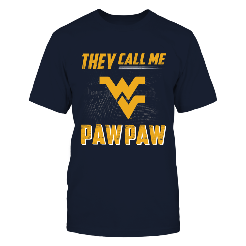West Virginia Mountaineers - They Call Me Paw Paw Front picture