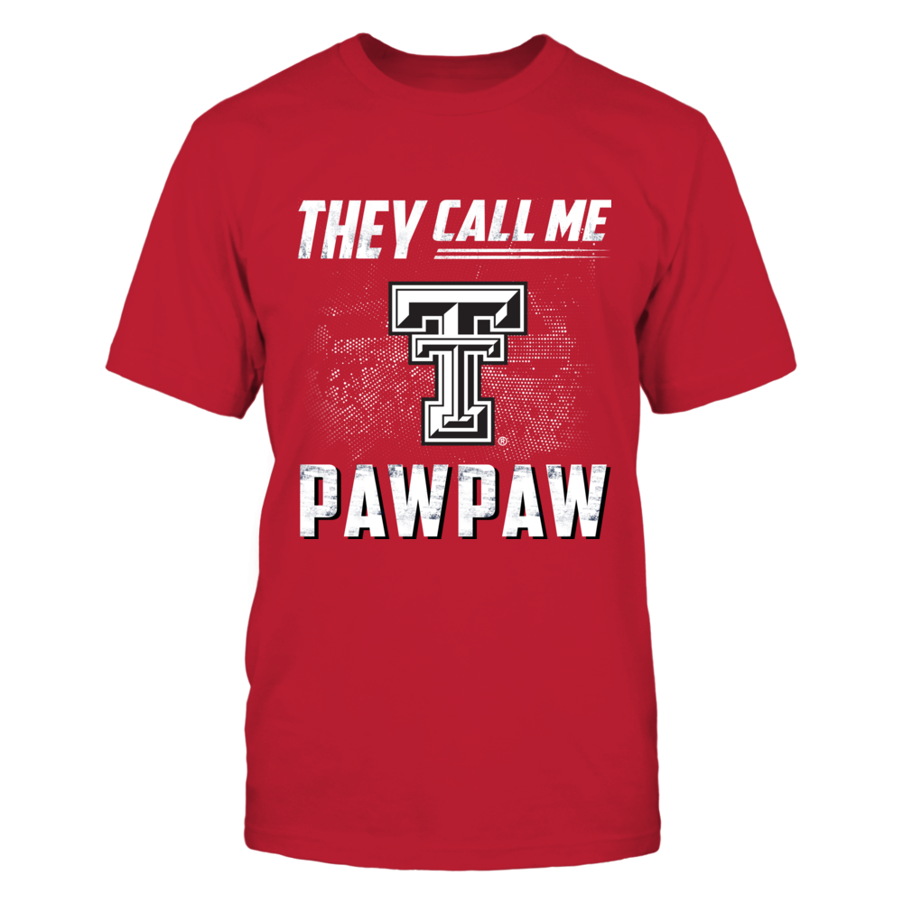 Texas Tech Red Raiders - They Call Me Paw Paw Front picture