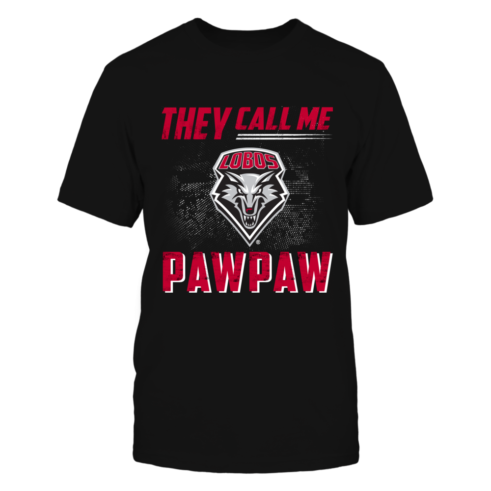 New Mexico Lobos - They Call Me Paw Paw Front picture