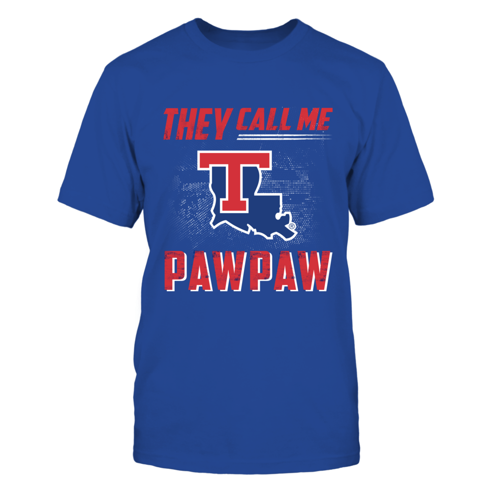 Louisiana Tech Bulldogs - They Call Me Paw Paw Front picture