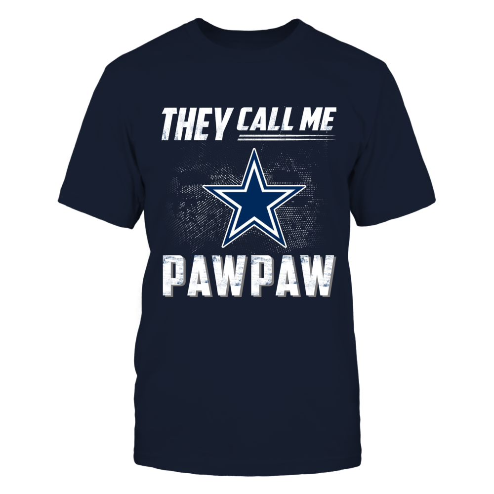 Dallas Cowboys - They Call Me Paw Paw Front picture