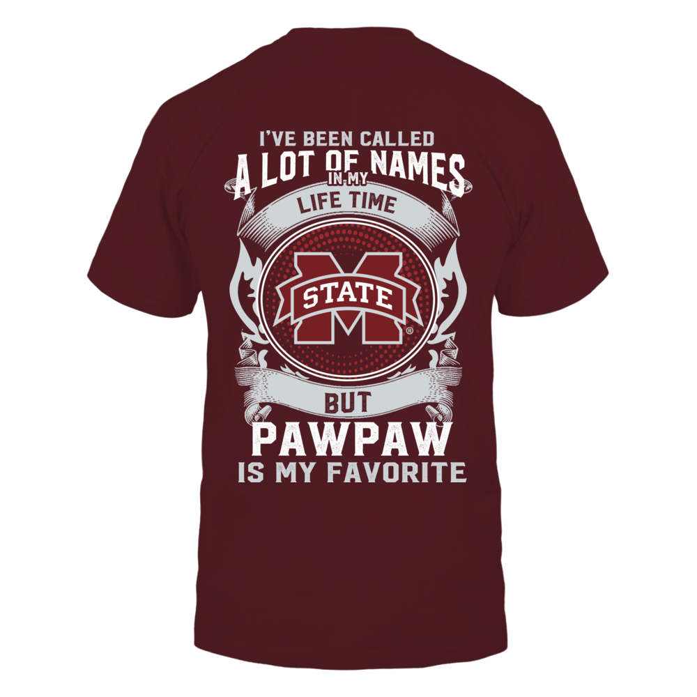 Mississippi State Bulldogs - My Favorite Name - Pawpaw Back picture