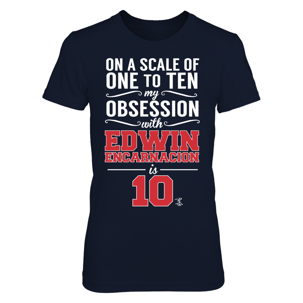 Edwin Encarnacion - Obsession Level Front picture