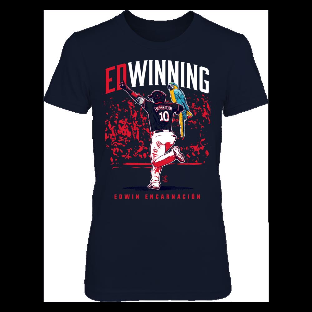 Edwin Encarnacion - Edwinning Front picture