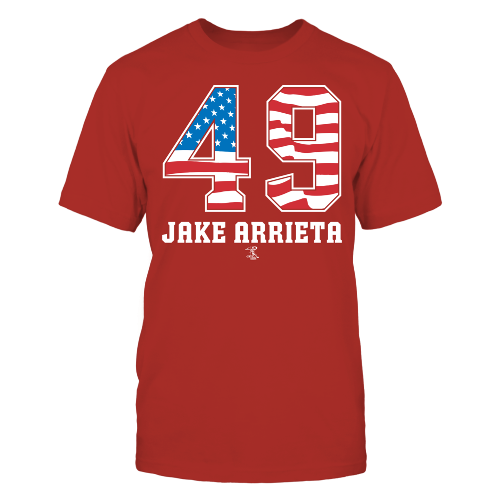 Show Me Your Pride - Jake Arrieta Front picture