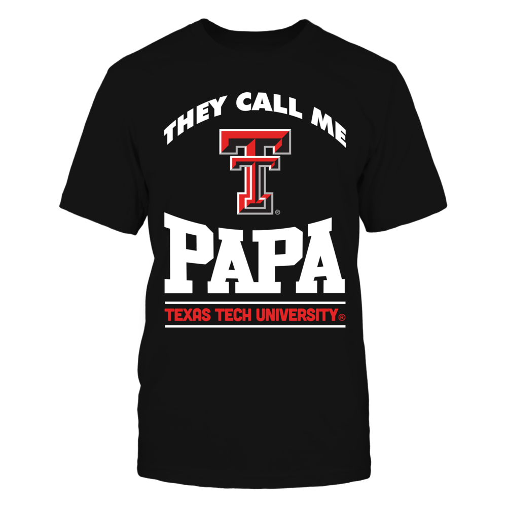 Texas Tech Red Raiders - They Call Me Papa Front picture