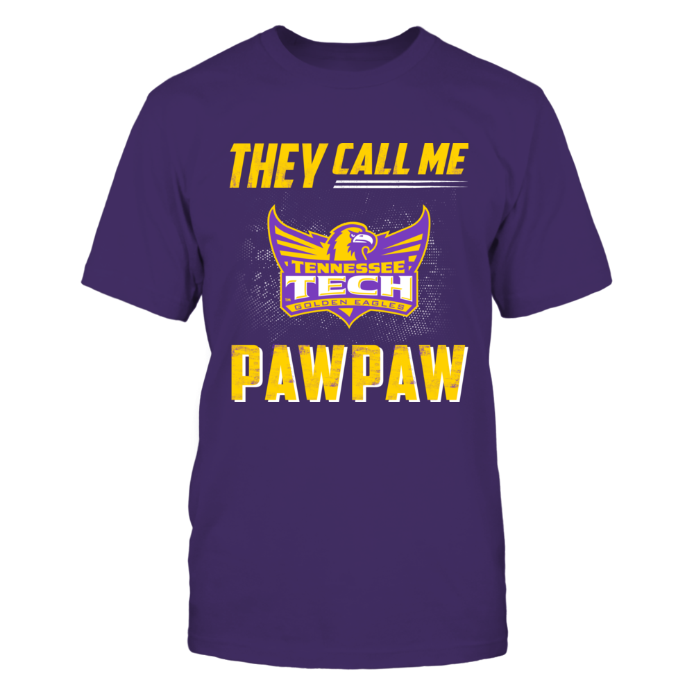 Tennessee Tech Golden - They call me PawPaw Front picture