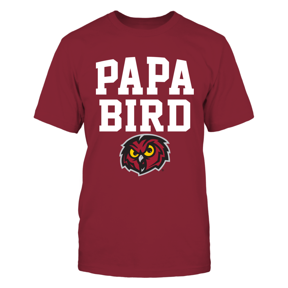 Temple Owls - Papa Mascot Front picture