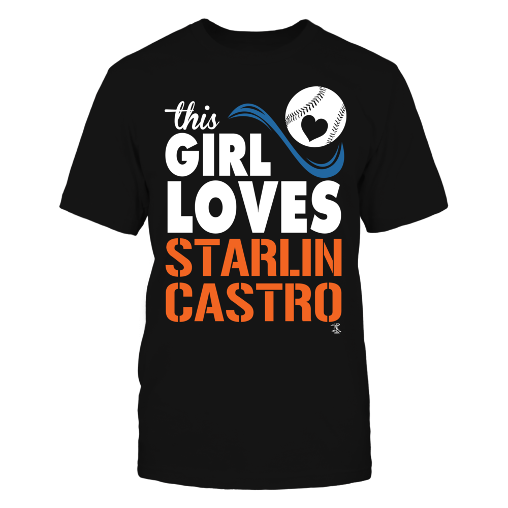Starlin Castro - This Girl Loves Front picture