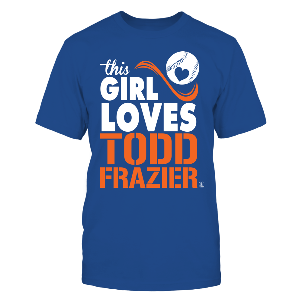 Todd Frazier - This Girl Loves Front picture