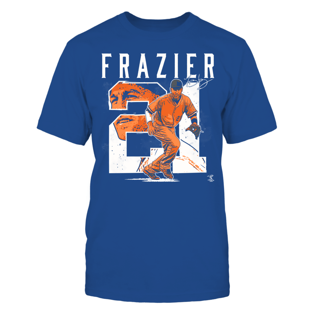 Todd Frazier - Player Number Front picture