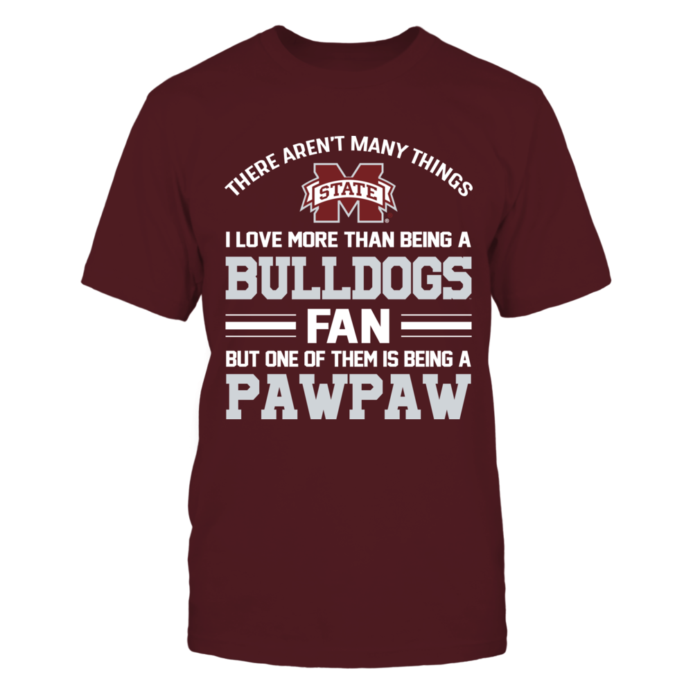 Mississippi State Bulldogs - Being A Pawpaw Front picture