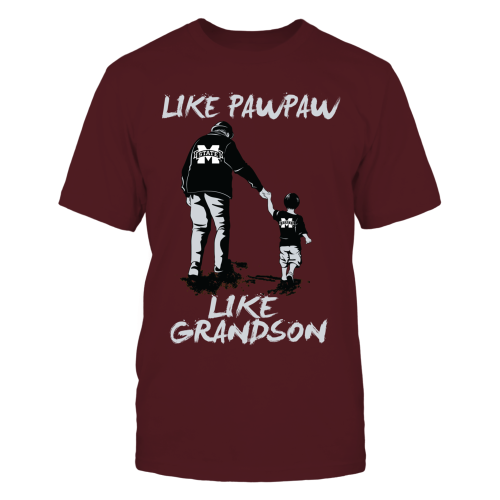 Mississippi State Bulldogs - Like Pawpaw Like Grandson Front picture