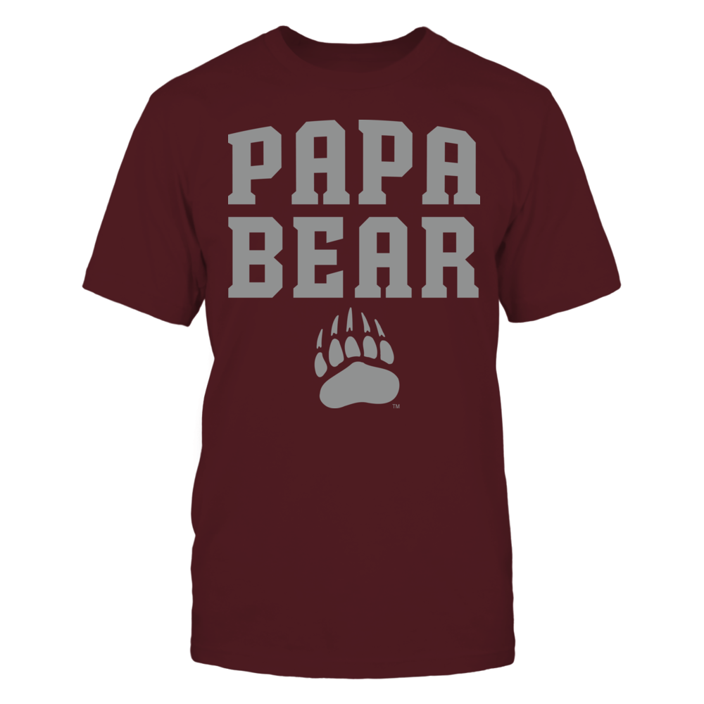 Papa Bear - Montana Grizzlies Front picture