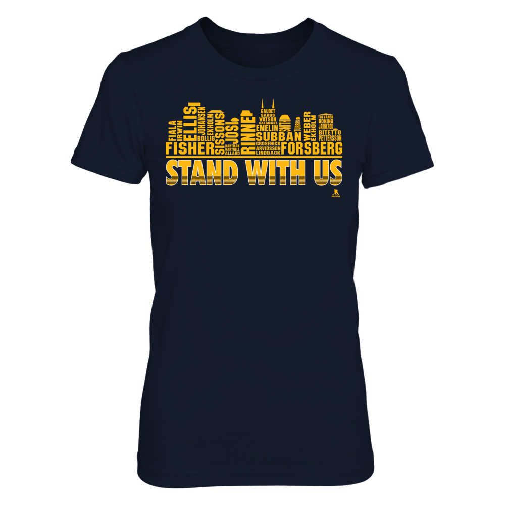 Stand With Us - Nashville Skyline 2018 Front picture
