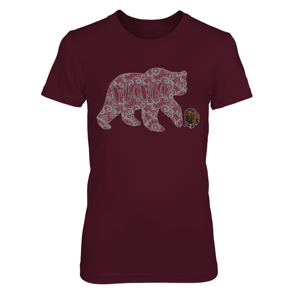 Montana Grizzlies - Mama Bear - Lace Pattern Front picture