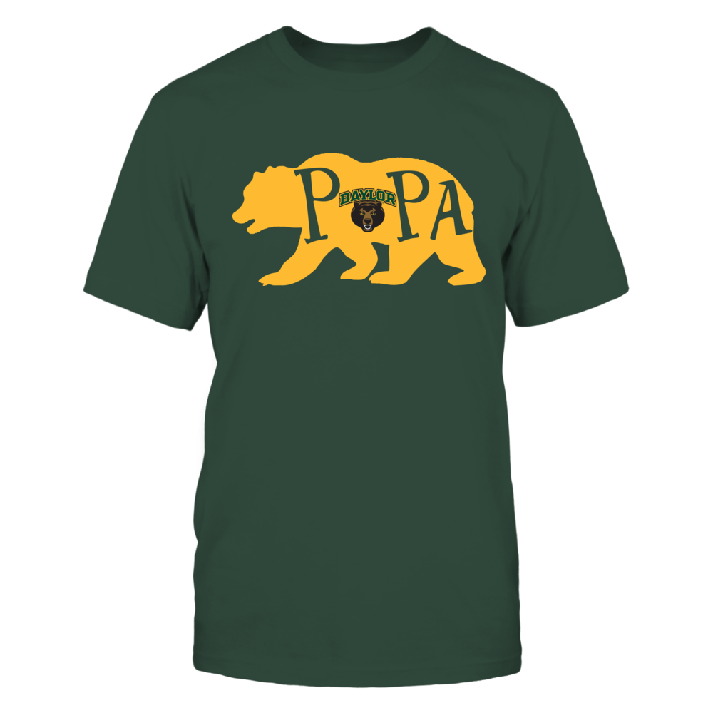 Baylor Bears - Papa Bear Front picture