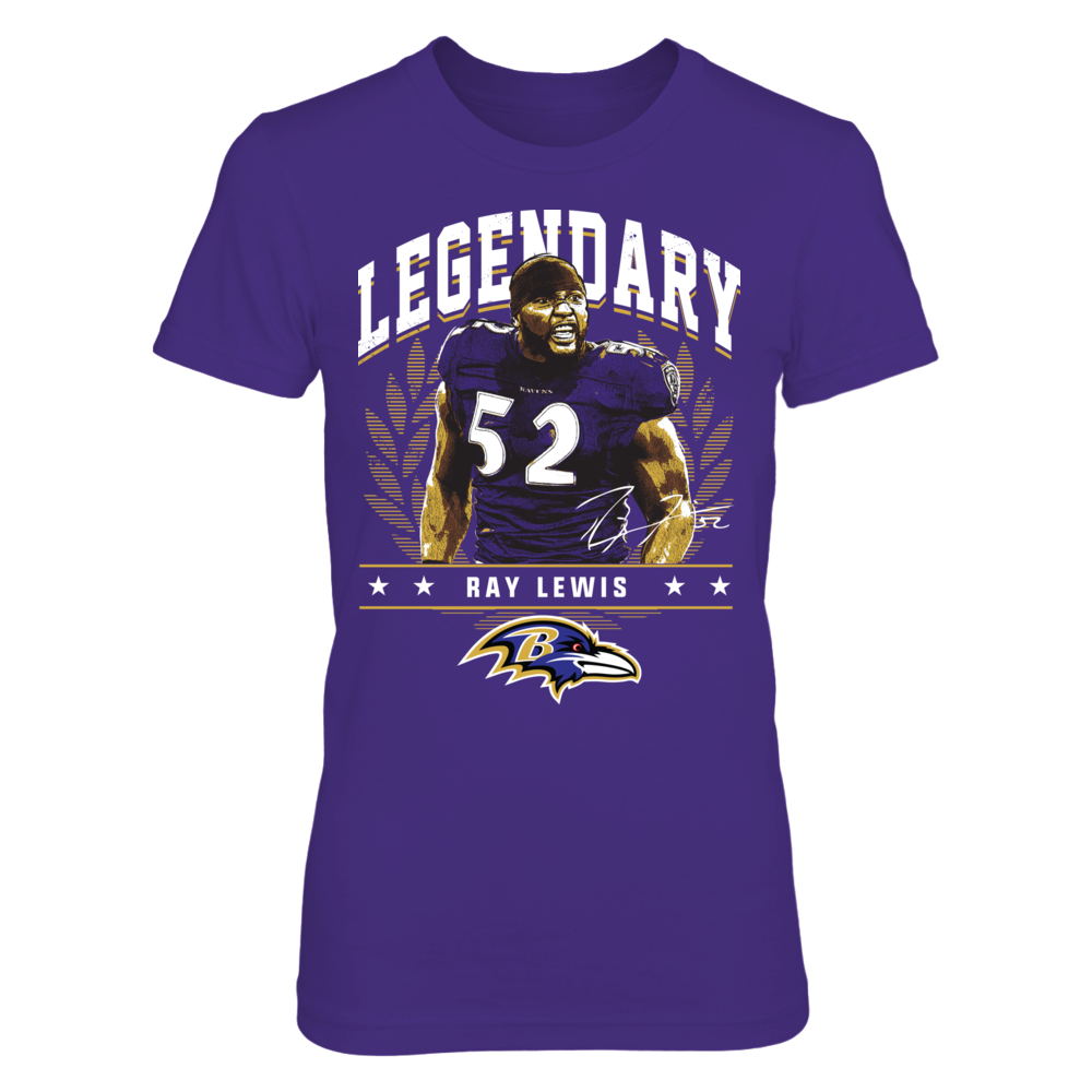 Baltimore Ravens  - Lewis - Legendary Front picture