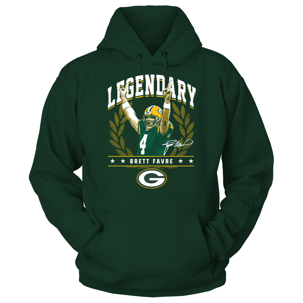 Green Bay Packers - Favre - Legendary Front picture