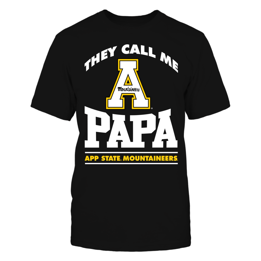 Appalachian State Mountaineers - They Call Me Papa Front picture