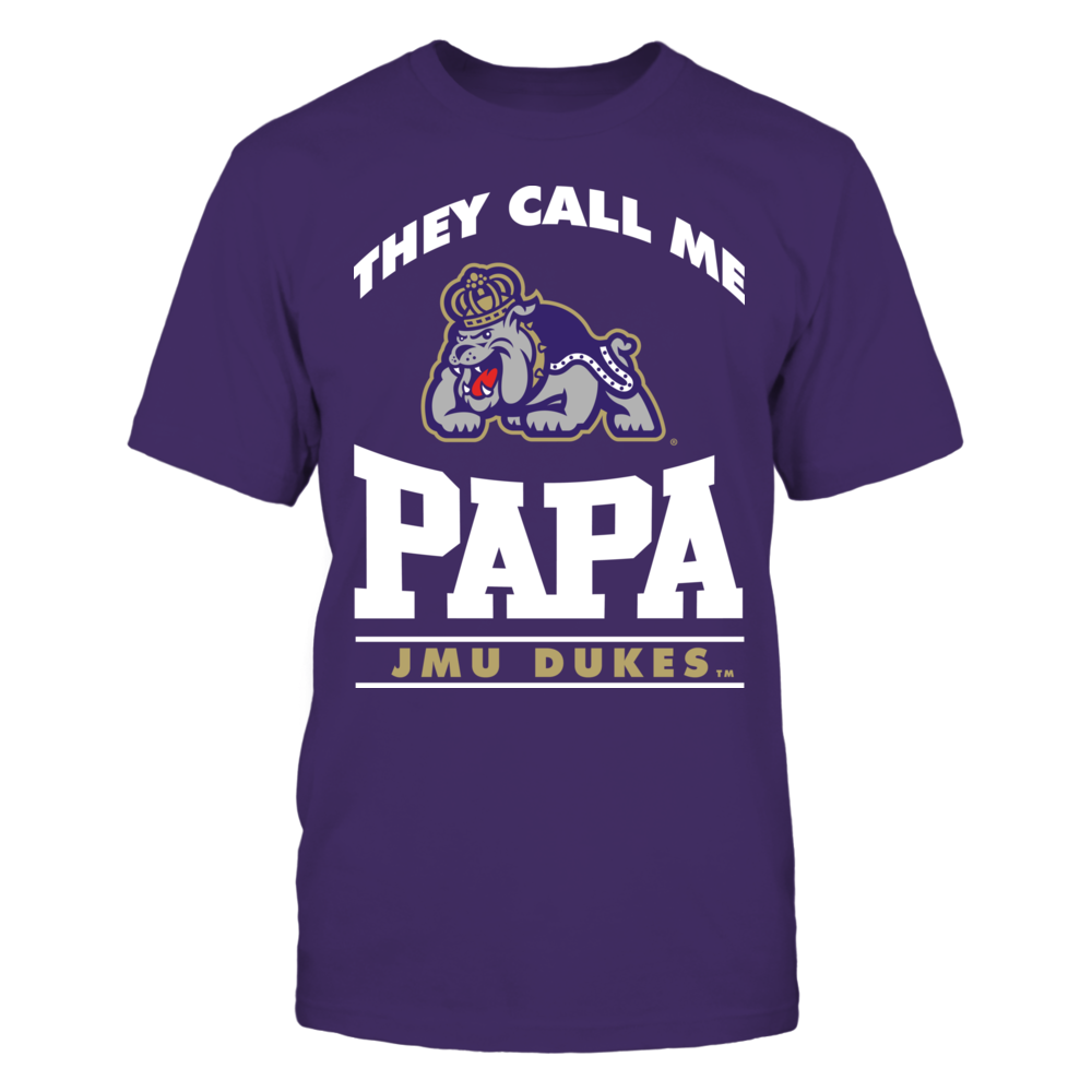 James Madison Dukes - They Call Me Papa Front picture