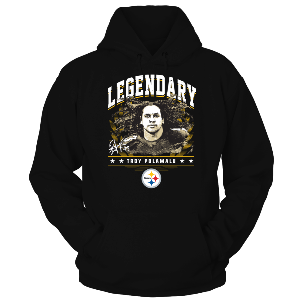 Pittsburgh Steelers - Polamalu - Legendary Front picture