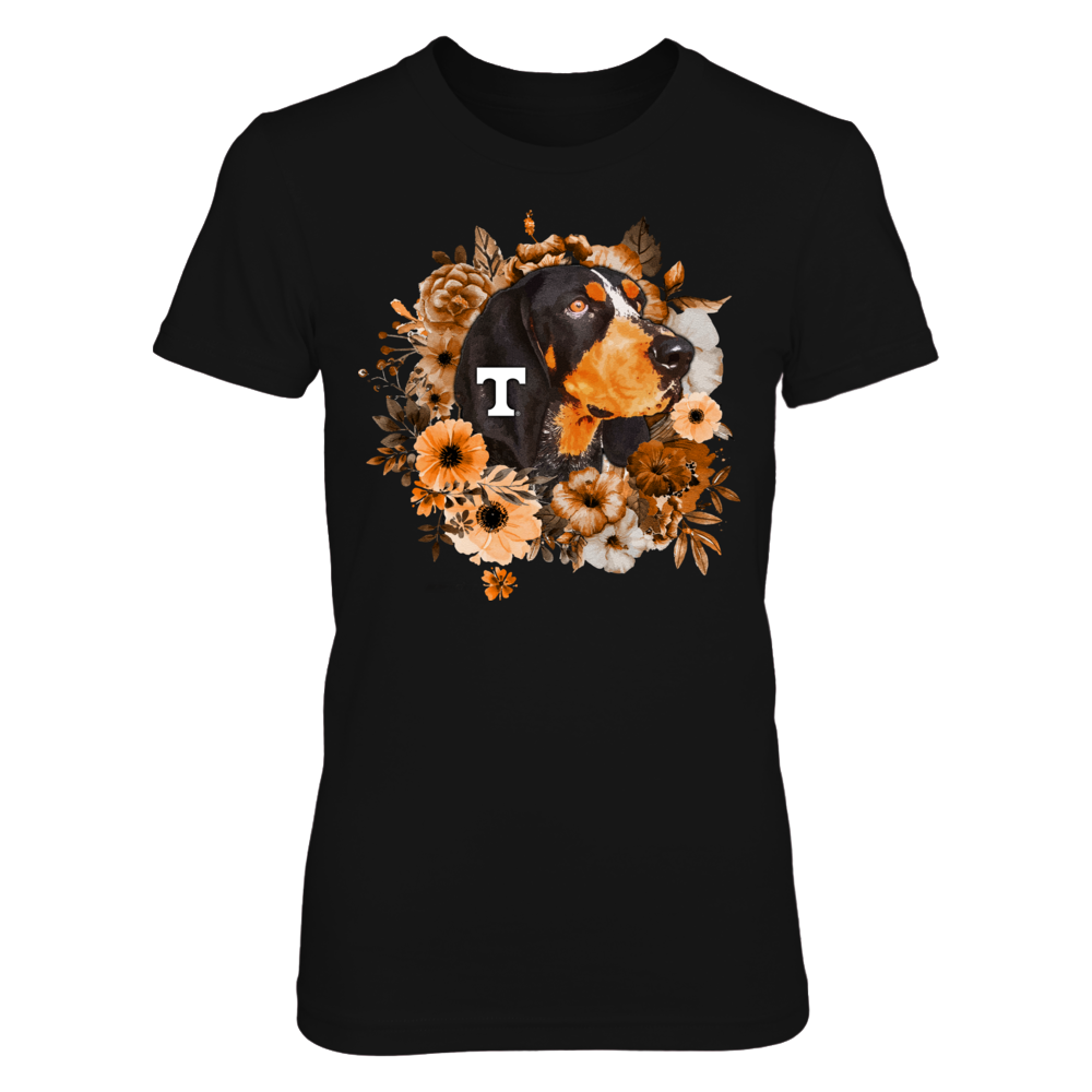 Tennessee Volunteers - Flower Spirit Animal Front picture