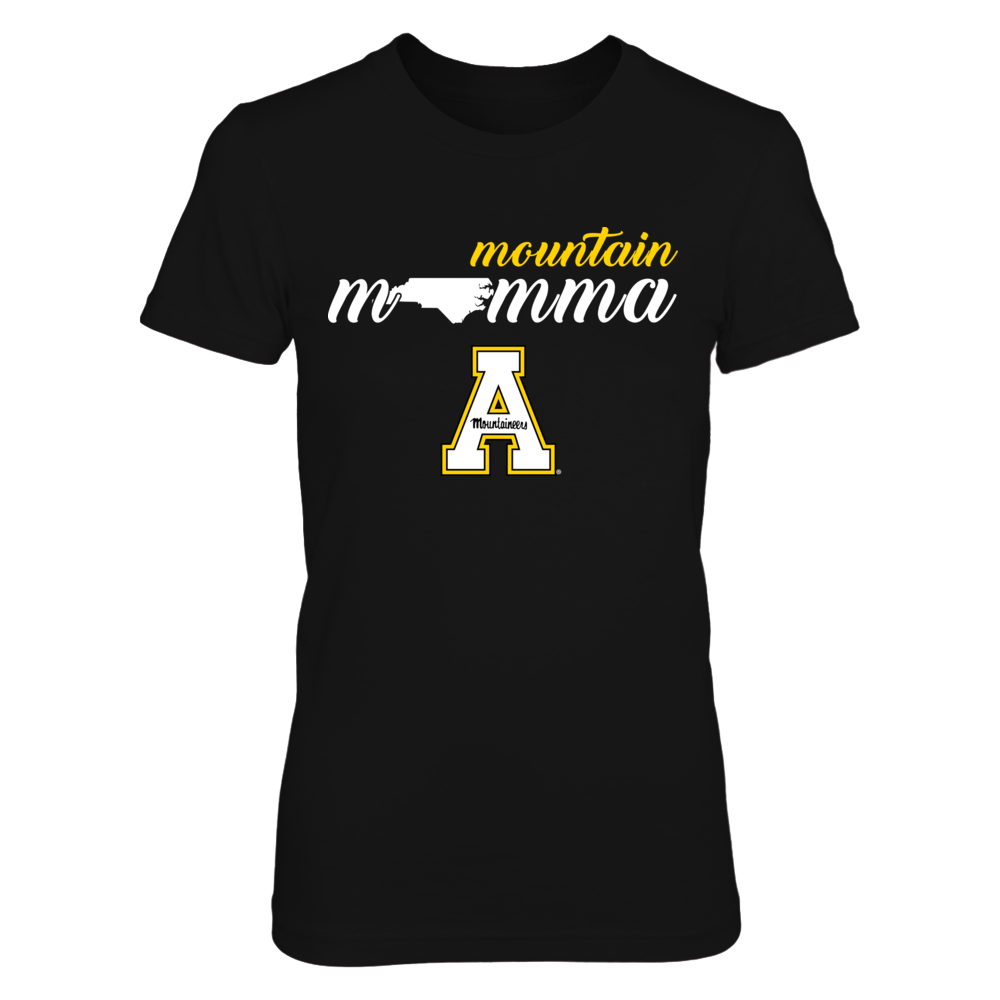 Appalachian State Mountaineers - Mountain Momma Front picture