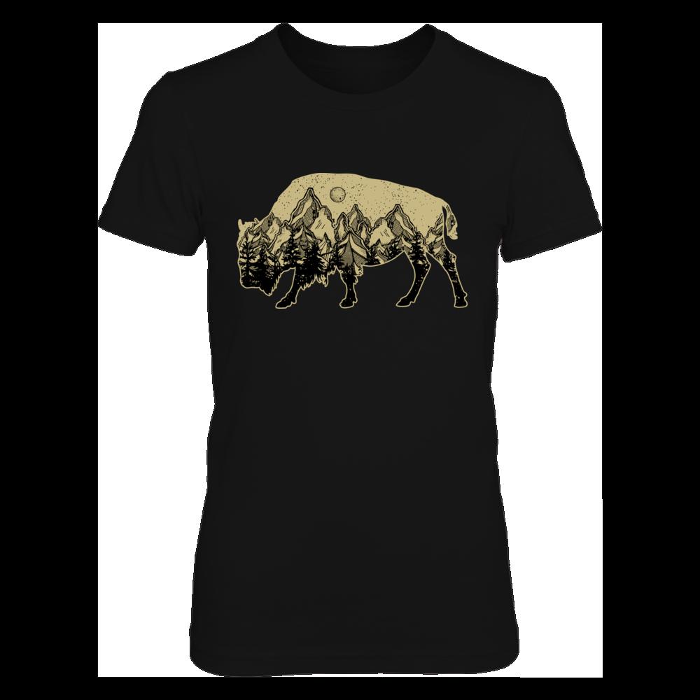 Colorado Buffaloes - Mountain Mascot Front picture