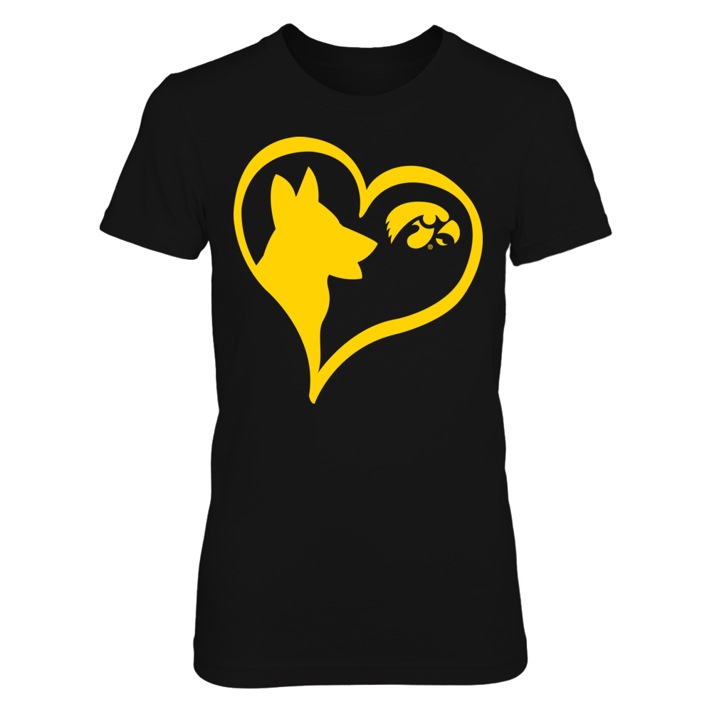 Iowa Hawkeyes - This Is All I Need - German Shepherd Front picture