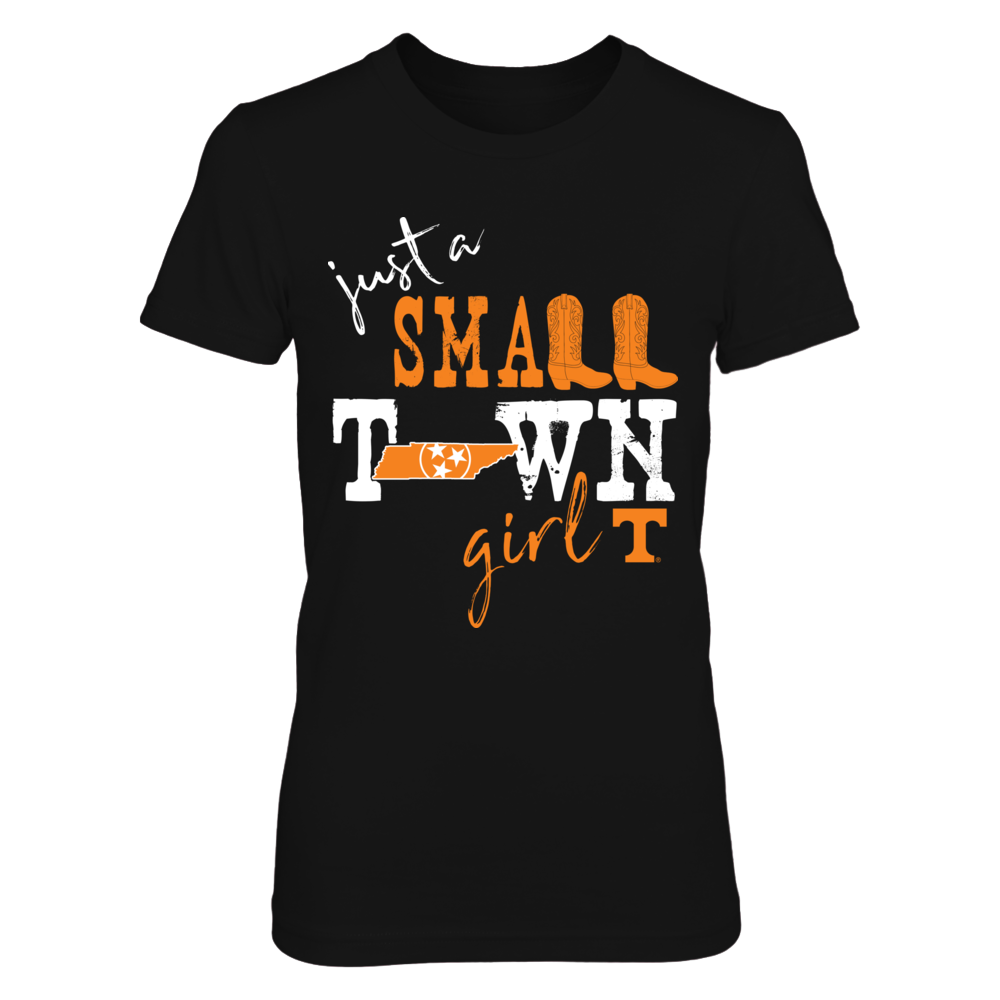 Tennessee Volunteers - Small Town Girl - State Flag Front picture