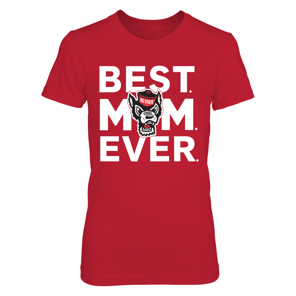 NC State Wolfpack - Best Mom Ever Front picture