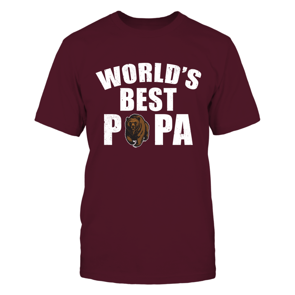 Montana Grizzlies - World's Best Papa Front picture