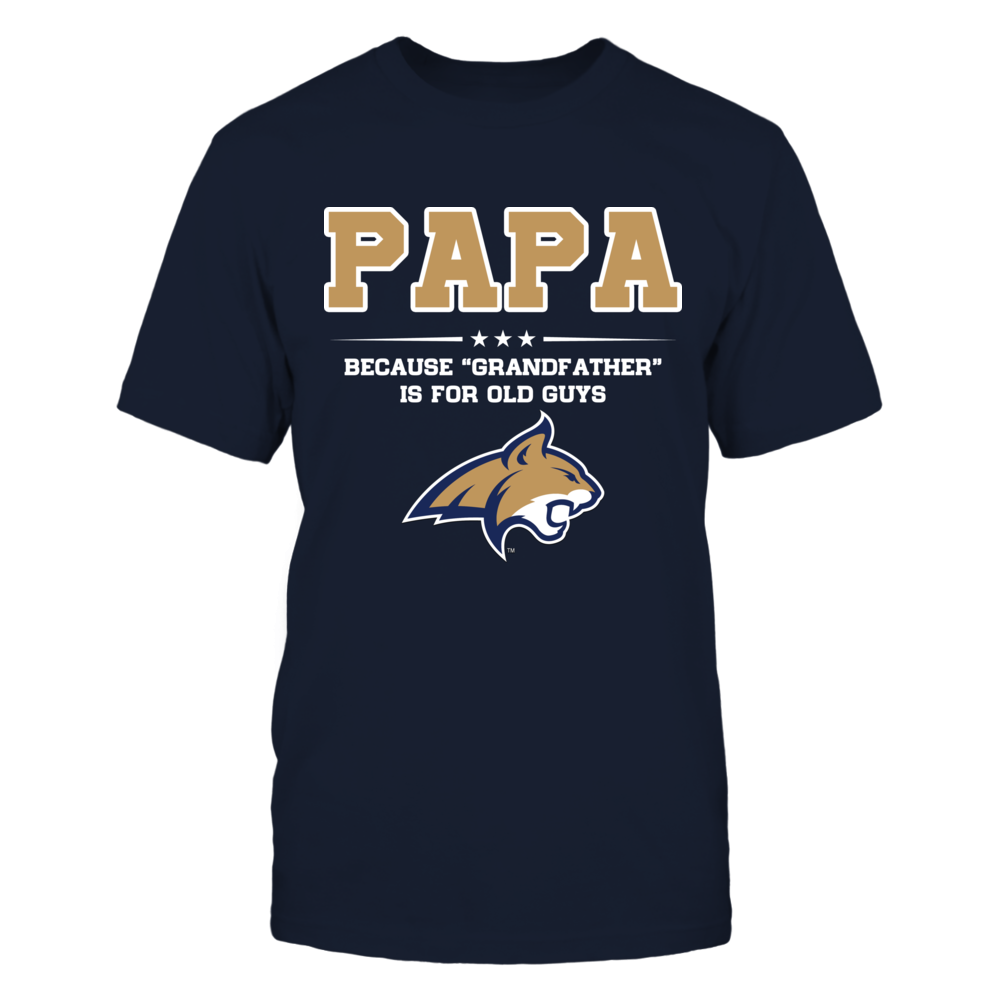 Montana State Bobcats - Not Grandfather Front picture