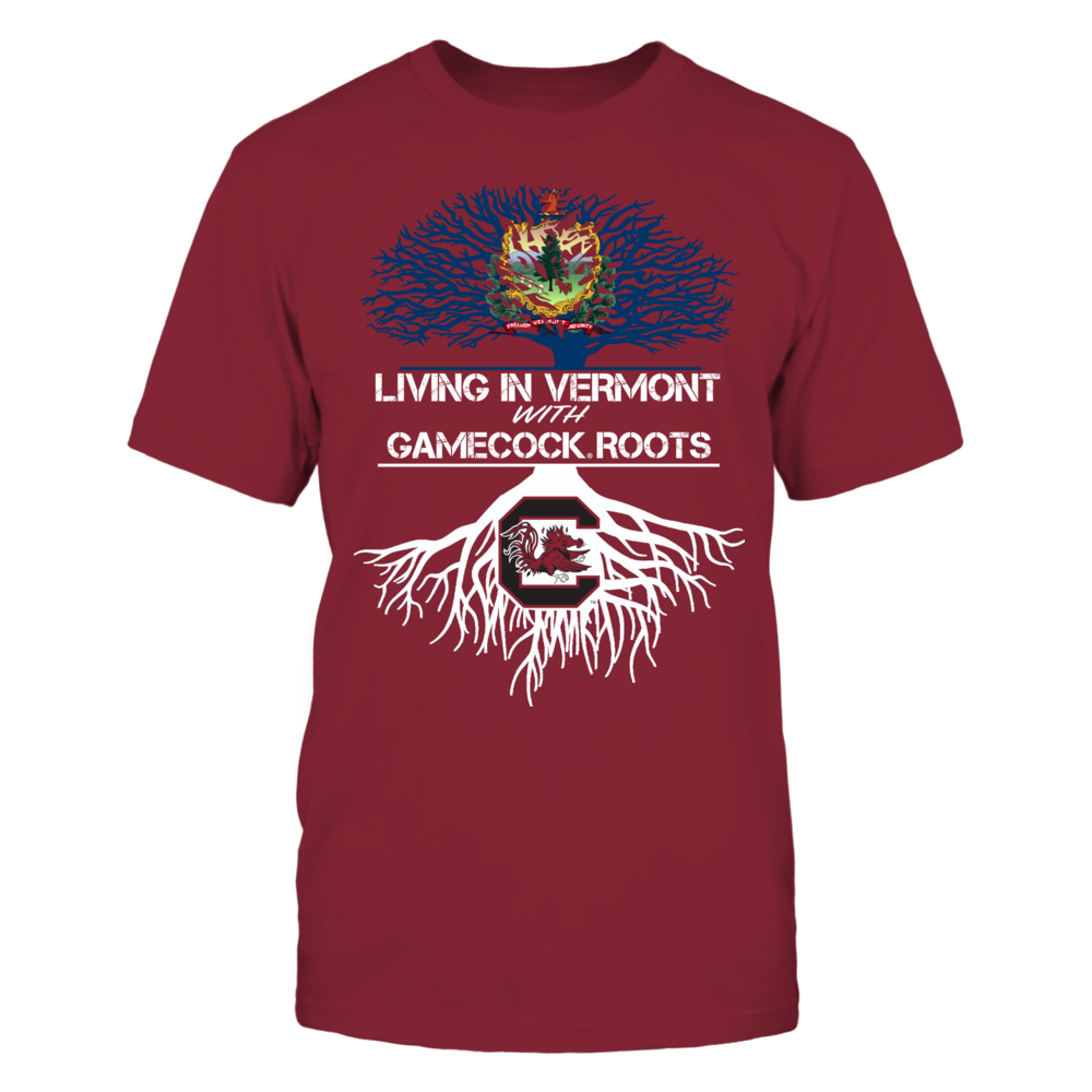 South Carolina Gamecocks - Living Roots Vermont Front picture