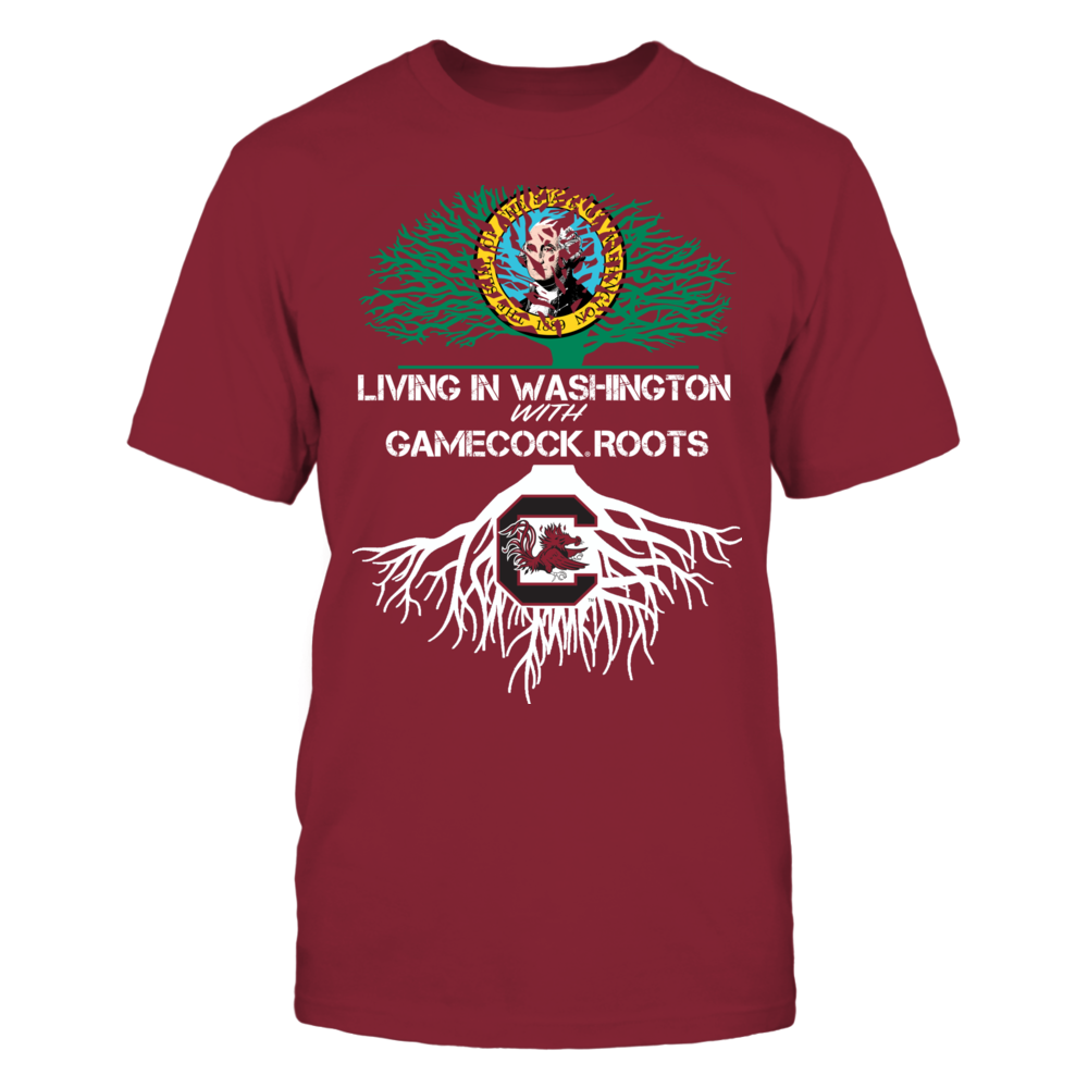 South Carolina Gamecocks - Living Roots Washington Front picture