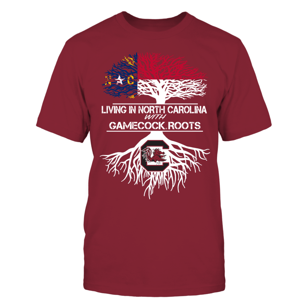 South Carolina Gamecocks - Living Roots North Carolina Front picture